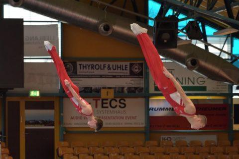 Deutsche Synchronmeisterschaft 2019