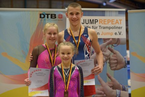 Deutsche Meisterschaft 2019 in Dessau