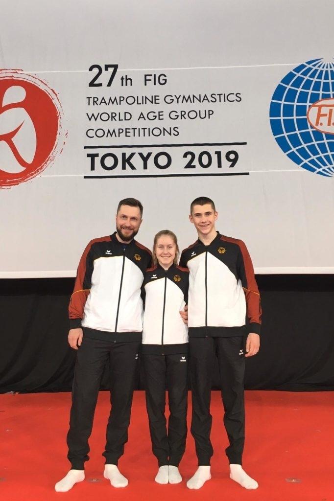 Jugendweltmeisterschaft / Synchron (Tokio, JPN)